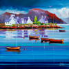 At Rest Plockton by Daniel Campbell - Large