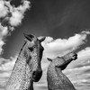 The Kelpies, Square - XL