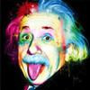 Albert Einstein by Patrice Murciano - Large