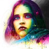 Jyn Erso by Patrice Murciano - Extra Large