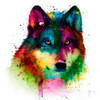Wolf (Print Only) Authorised Edition by Patrice Murciano