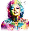 Marilyn Poupoupidou (Print Only) Authorised Edition by Patrice Murciano