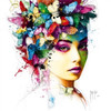 L'effet Papillon - I am Love (Print Only) Authorised Edition by Patrice Murciano