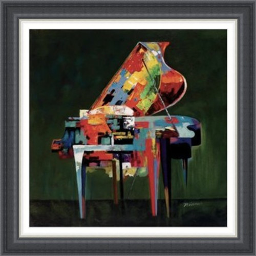 The Piano (Hand Finished) - Ex Large