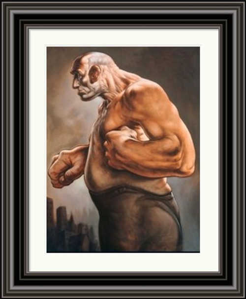 Madai by Peter Howson