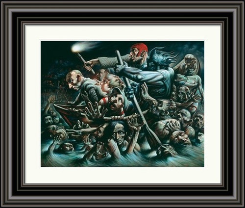 Acheron by Peter Howson