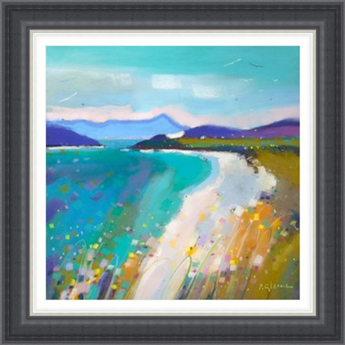 Machair Coast, Isle of Harris - Extra Large