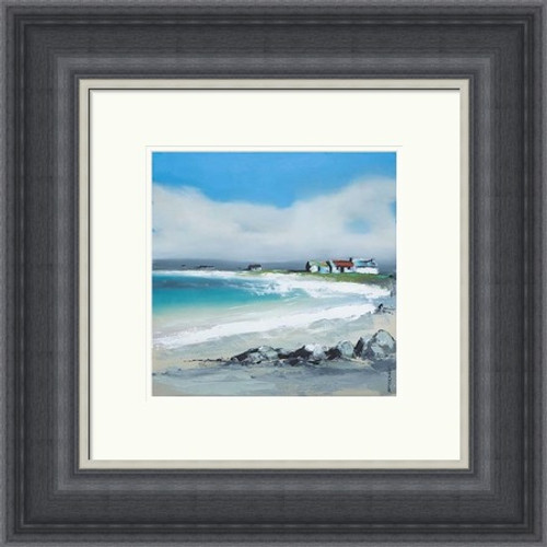 Atlantic Breeze over Barra - Medium