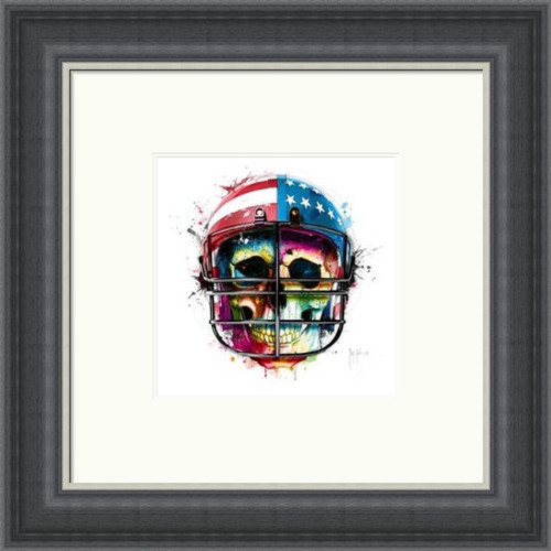 Born in the USA by Patrice Murciano - Medium (Mounted)