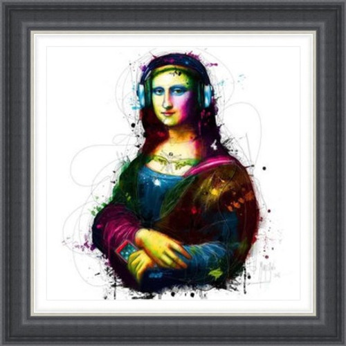 Mona Lisa's Song by Patrice Murciano - Extra Large
