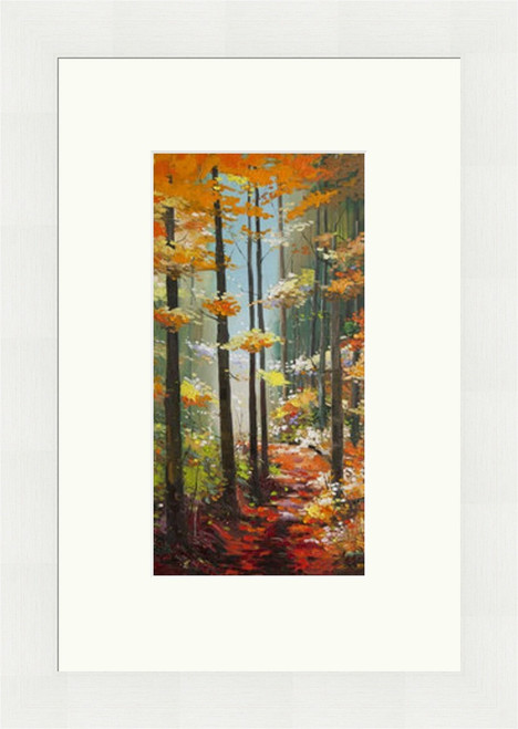 Woodland Light by Daniel Campbell