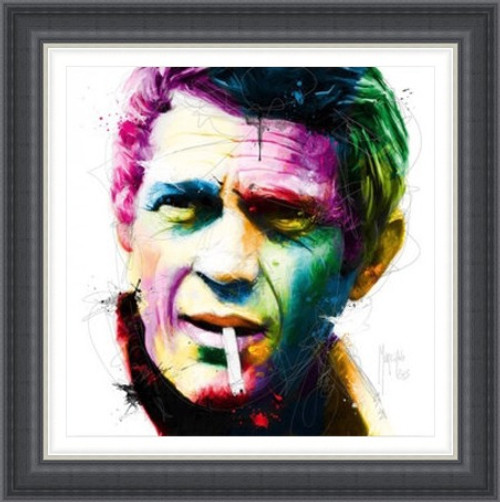 Steve McQueen by Patrice Murciano - Extra Large