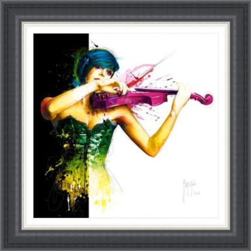 Colours of Music by Patrice Murciano - Extra Large