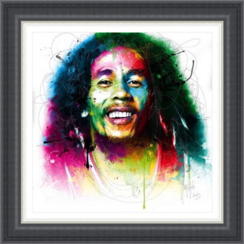 Bob Marley by Patrice Murciano - Extra Large