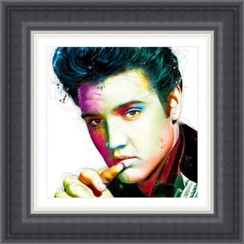 Elvis by Patrice Murciano - Large
