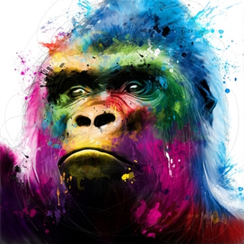 Gorilla (Print Only) Authorised Edition by Patrice Murciano