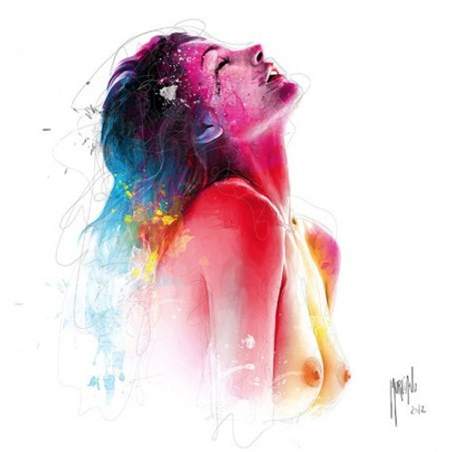 Extase (Print Only) Authorised Edition by Patrice Murciano