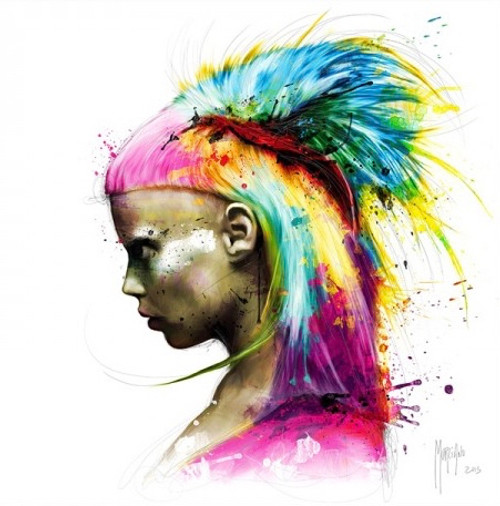 Yolandi (Print Only) Authorised Edition by Patrice Murciano