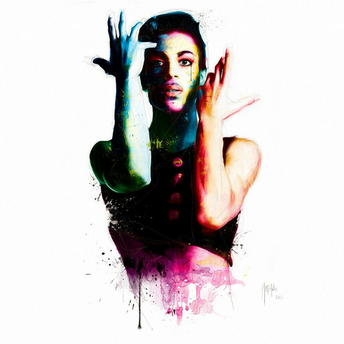 Prince (Print Only) Authorised Edition by Patrice Murciano
