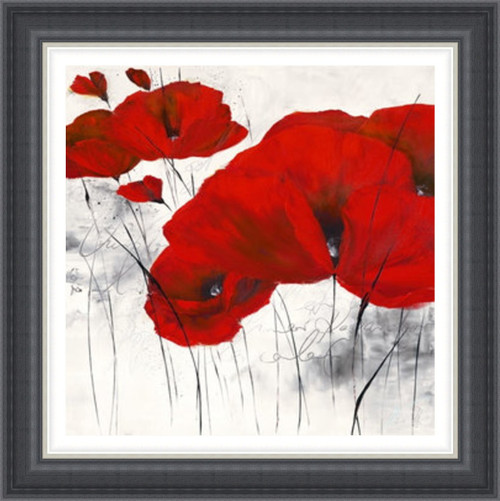 Red Poppies III