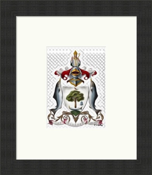 Glasgow Coat of Arms - Petite