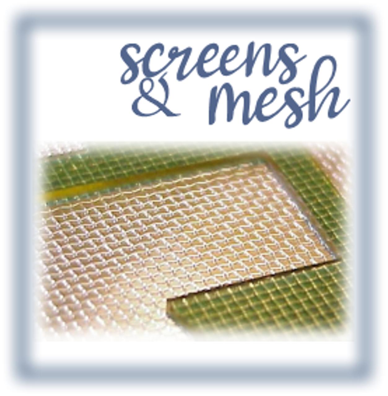 Screens / Mesh / Frames / Stretching