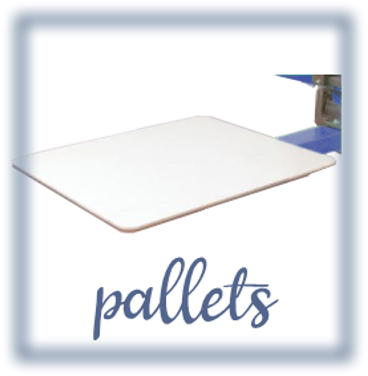 Pallets / Platens / Pallet Rubber