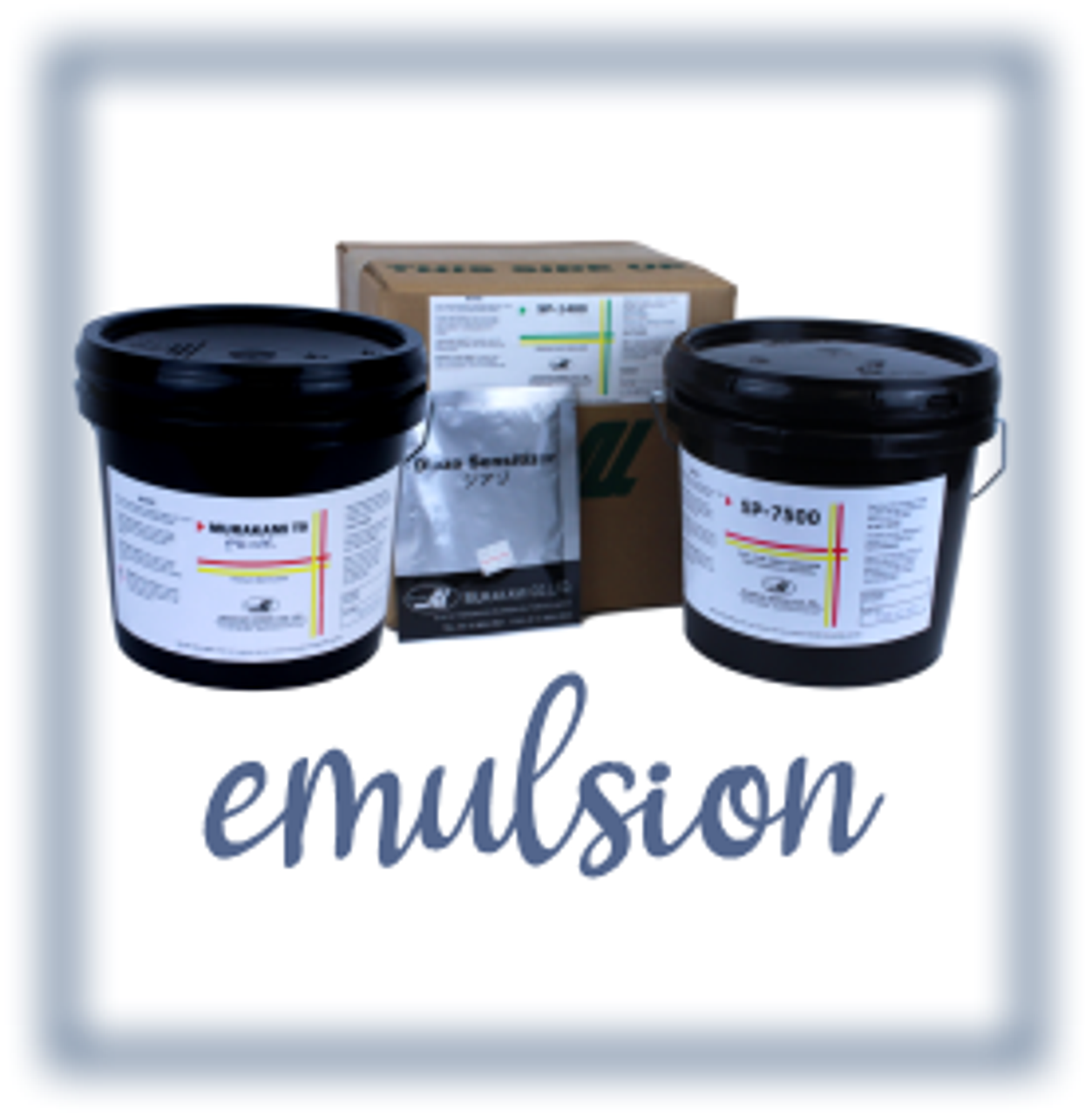 Emulsion / Coaters / Blockout / Capillary Film