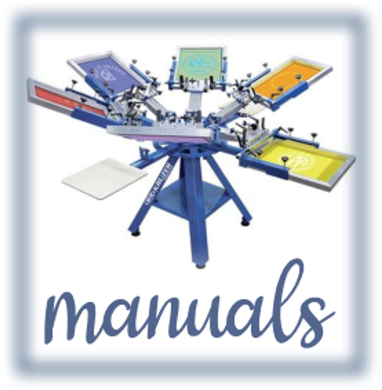 Manual Textile Presses