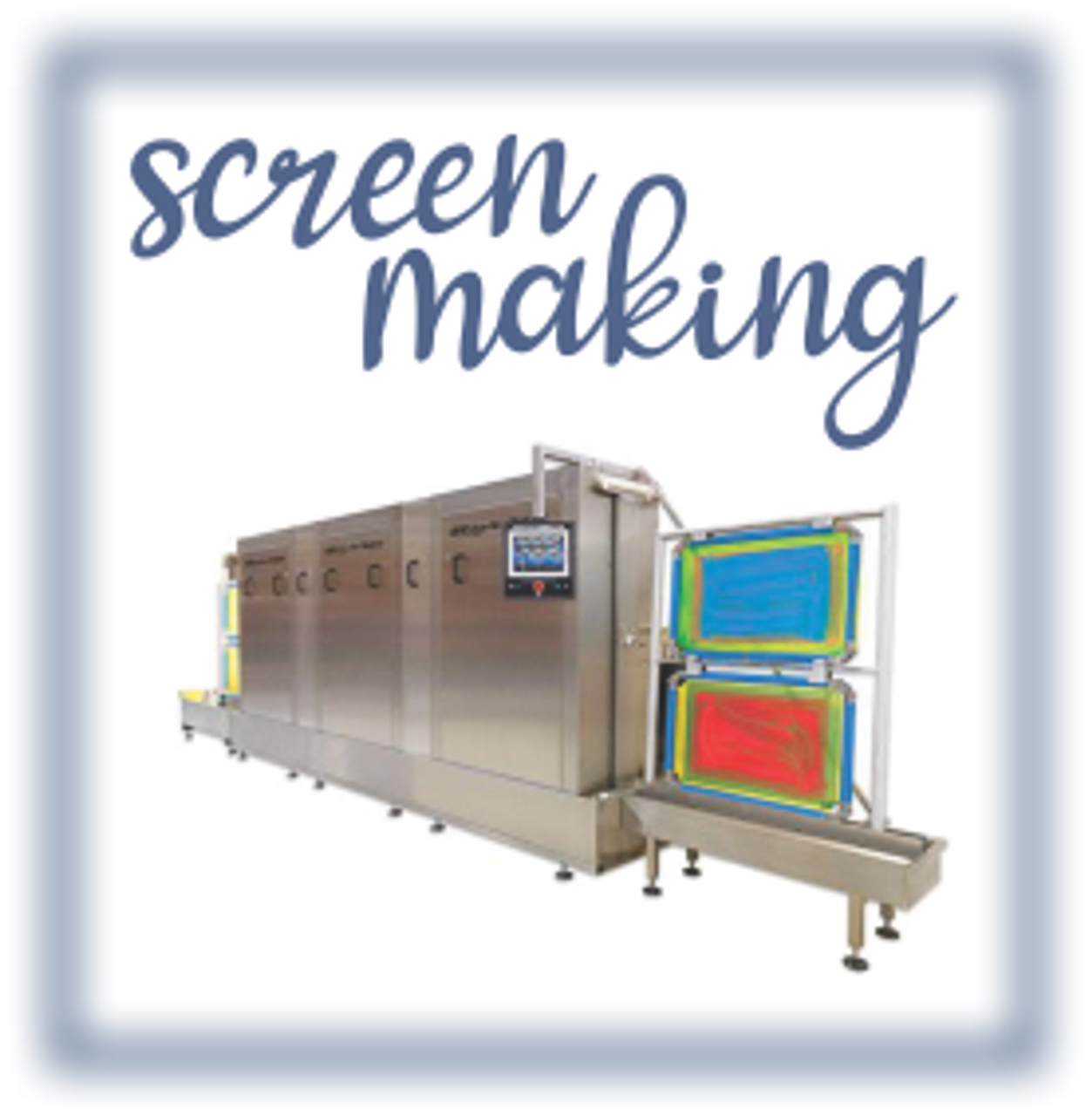 Screen Making Equipment