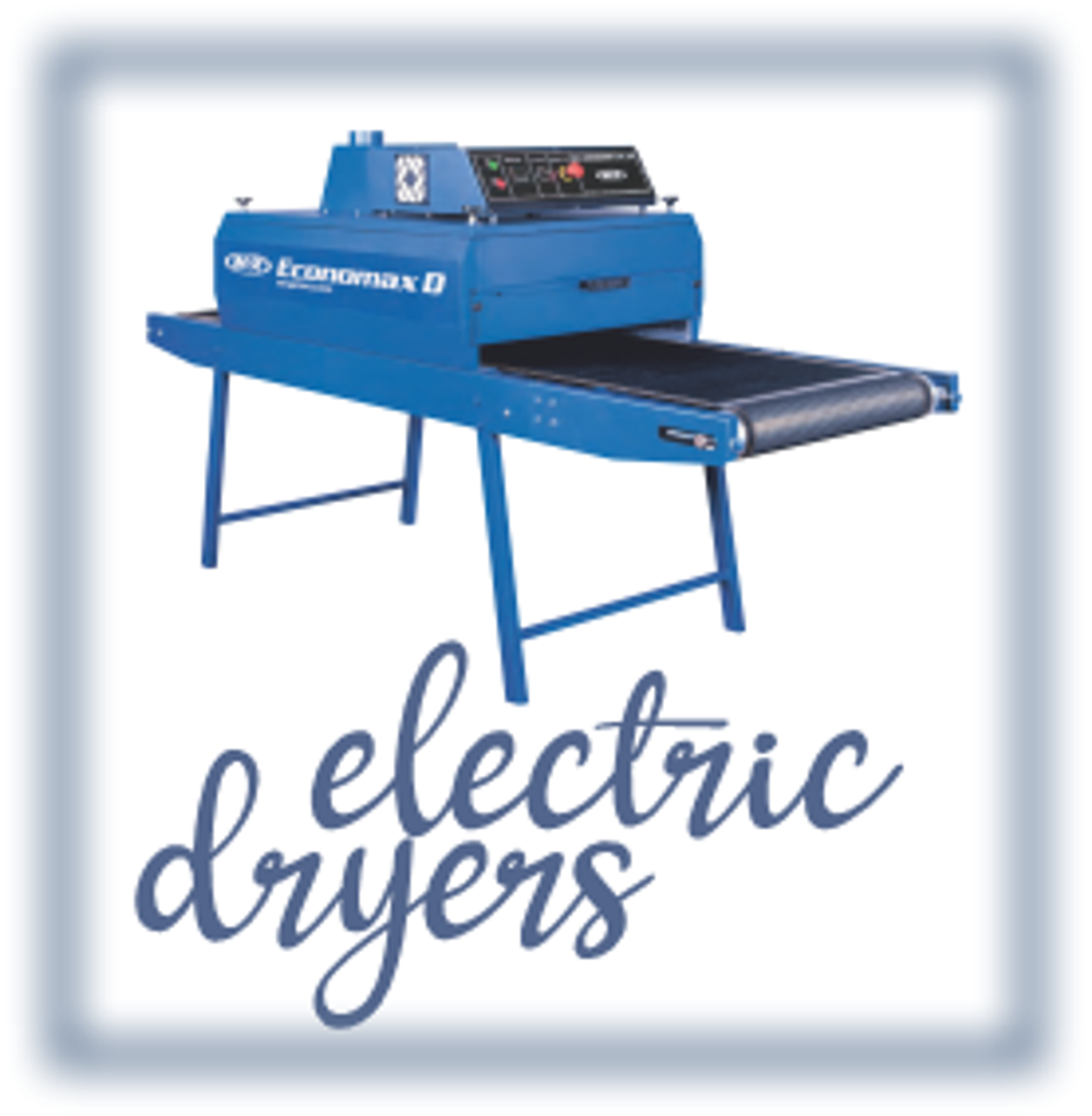 Dryers - Electric Infrared