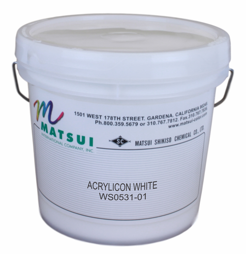MATSUI Acrylicon White