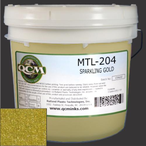 QCM SPARKLING GOLD
