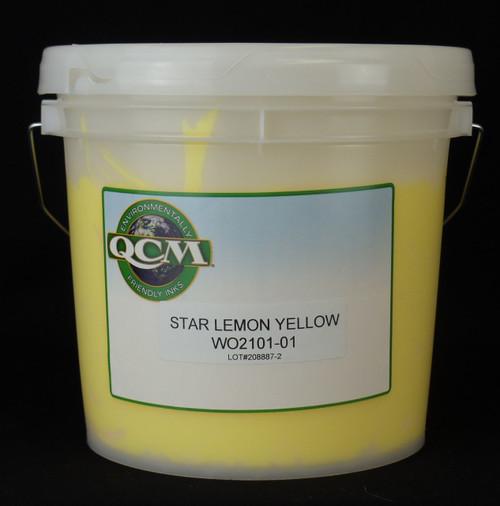 QCM STAR LEMON YELLOW