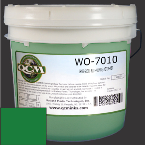 QCM GRASS GREEN - MULTI-PURPOSE/ WET-ON-WET