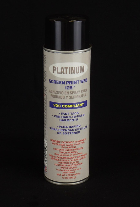 ANC - Platinum 125 Web Spray