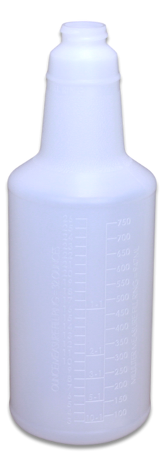 32 oz.Round Spray Bottle - Container Only