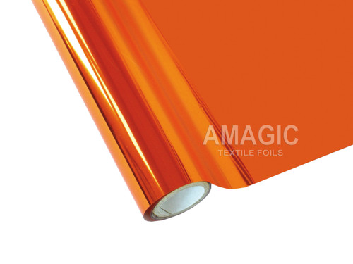AMagic Textile Foil - EB Orange