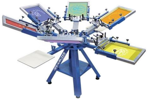 KRUZER™ Manual Screen Printing Press