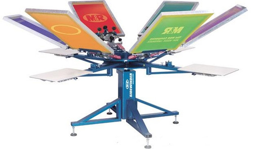 SIDEWINDER™ Manual Screen Printing Press