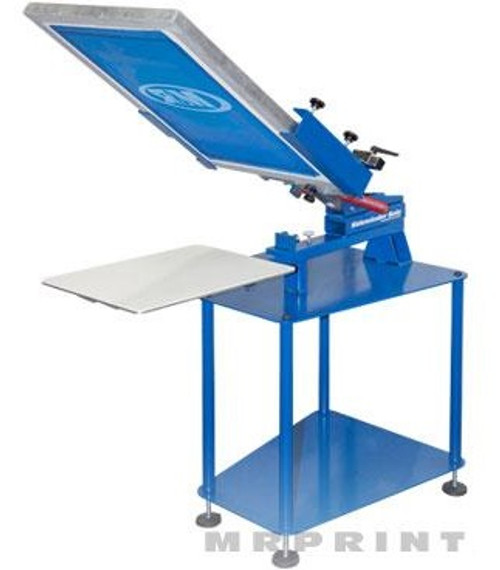 SIDEWINDER SOLO™ Series Manual Screen Printing Presses