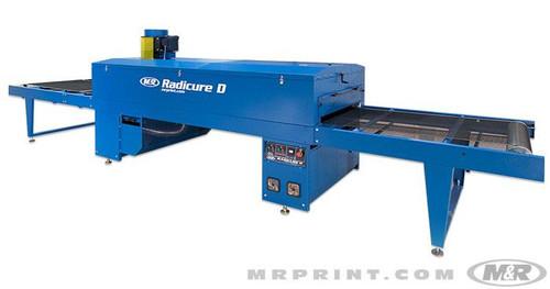 RADICURE D™ Electric Screen Printing Conveyor Dryer