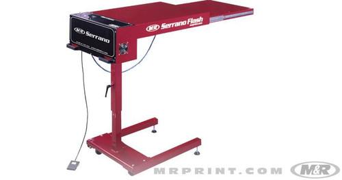 SERRANO™ Infrared Flash Cure Unit