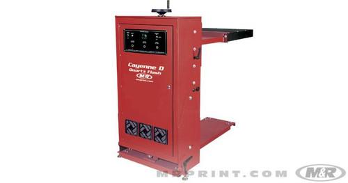 CAYENNE D™ Quartz Flash Cure Unit
