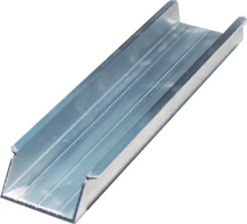 "Action Engineering - M&R Style Aluminum Pallet Bracket Extrusion, 16"" Long"