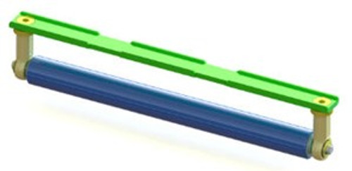Action Engineering - M&R Squeegee and Flood Bar U-Clamps