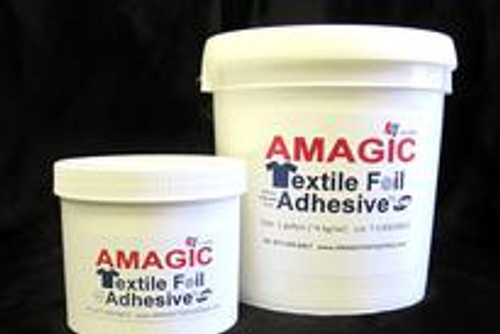 AMAGIC Textile Foil Adhesive