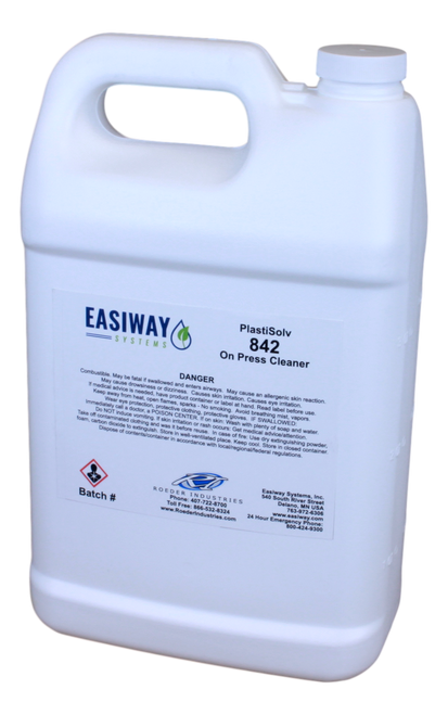 EasiWay - PlastiSolv 842 Screen and Press Wash