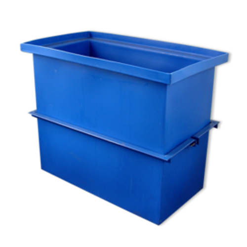 EasiWay -  PT-579 Dip Tank (105 Gallons)  Includes Tank Support Band and Screen Hold Down Rods. (Lid is extra)