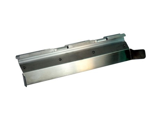 M&R Stainless Steel Winged Flood Bar, 10 Degree Angle